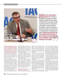 Maritime Reporter Magazine, page 42,  Oct 2015
