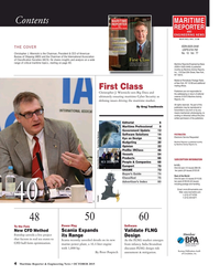 Maritime Reporter Magazine, page 4,  Oct 2015