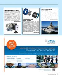 Maritime Reporter Magazine, page 67,  Oct 2015