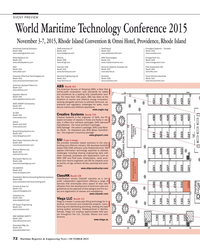 Maritime Reporter Magazine, page 72,  Oct 2015