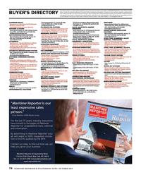 Maritime Reporter Magazine, page 74,  Oct 2015