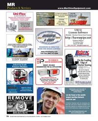 Maritime Reporter Magazine, page 78,  Oct 2015