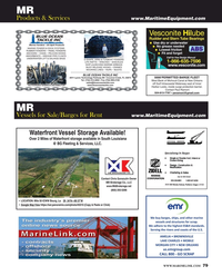 Maritime Reporter Magazine, page 79,  Oct 2015