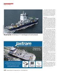 Maritime Reporter Magazine, page 102,  Nov 2015