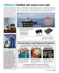 Maritime Reporter Magazine, page 103,  Nov 2015