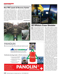 Maritime Reporter Magazine, page 104,  Nov 2015