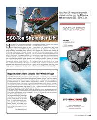 Maritime Reporter Magazine, page 105,  Nov 2015