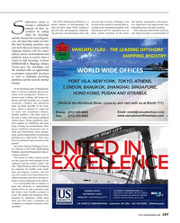 Maritime Reporter Magazine, page 107,  Nov 2015