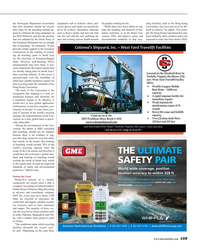 Maritime Reporter Magazine, page 109,  Nov 2015