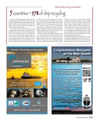Maritime Reporter Magazine, page 111,  Nov 2015