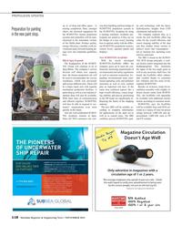 Maritime Reporter Magazine, page 118,  Nov 2015