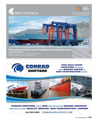 Maritime Reporter Magazine, page 121,  Nov 2015