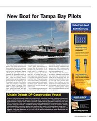 Maritime Reporter Magazine, page 137,  Nov 2015