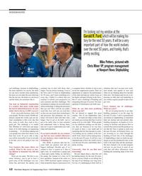 Maritime Reporter Magazine, page 12,  Nov 2015
