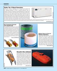 Maritime Reporter Magazine, page 140,  Nov 2015