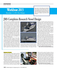 Maritime Reporter Magazine, page 144,  Nov 2015