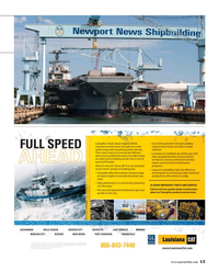 Maritime Reporter Magazine, page 13,  Nov 2015