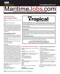 Maritime Reporter Magazine, page 154,  Nov 2015
