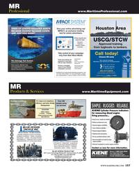 Maritime Reporter Magazine, page 157,  Nov 2015