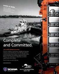 Maritime Reporter Magazine, page 1,  Nov 2015