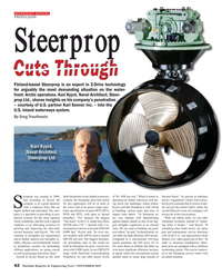 Maritime Reporter Magazine, page 62,  Nov 2015