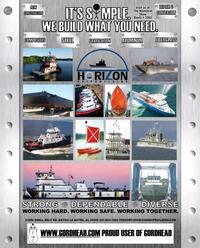 Maritime Reporter Magazine, page 5,  Nov 2015