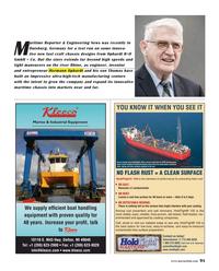 Maritime Reporter Magazine, page 91,  Nov 2015
