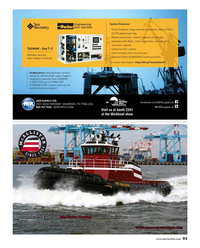 Maritime Reporter Magazine, page 93,  Nov 2015