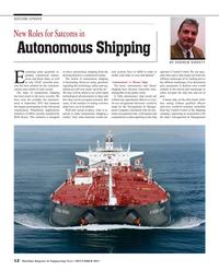 Maritime Reporter Magazine, page 12,  Dec 2015