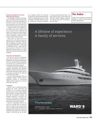 Maritime Reporter Magazine, page 15,  Dec 2015