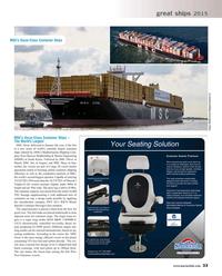 Maritime Reporter Magazine, page 33,  Dec 2015