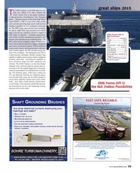 Maritime Reporter Magazine, page 35,  Dec 2015