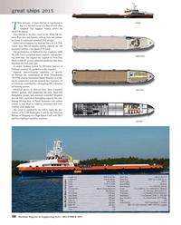 Maritime Reporter Magazine, page 38,  Dec 2015