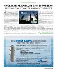 Maritime Reporter Magazine, page 47,  Dec 2015