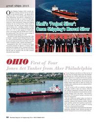 Maritime Reporter Magazine, page 50,  Dec 2015