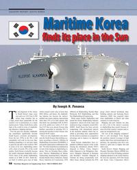 Maritime Reporter Magazine, page 58,  Dec 2015