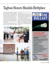 Maritime Reporter Magazine, page 65,  Dec 2015