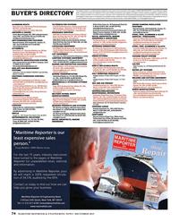 Maritime Reporter Magazine, page 74,  Dec 2015
