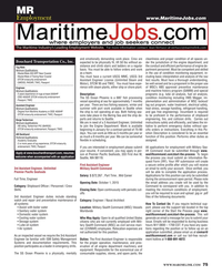 Maritime Reporter Magazine, page 75,  Dec 2015