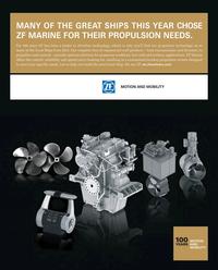 Maritime Reporter Magazine, page 4th Cover,  Dec 2015