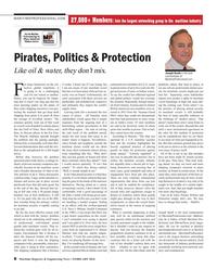 Maritime Reporter Magazine, page 8,  Feb 2016