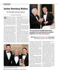 Maritime Reporter Magazine, page 10,  Feb 2016