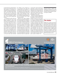 Maritime Reporter Magazine, page 23,  Feb 2016