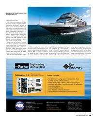Maritime Reporter Magazine, page 33,  Feb 2016