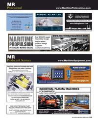 Maritime Reporter Magazine, page 61,  Feb 2016