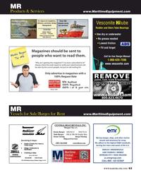 Maritime Reporter Magazine, page 63,  Feb 2016