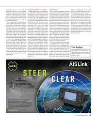 Maritime Reporter Magazine, page 17,  Mar 2016