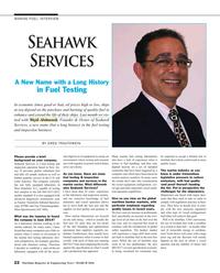 Maritime Reporter Magazine, page 22,  Mar 2016