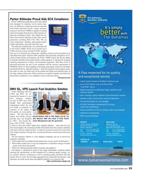 Maritime Reporter Magazine, page 25,  Mar 2016