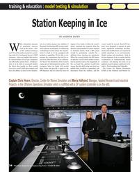 Maritime Reporter Magazine, page 34,  Mar 2016